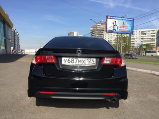 Honda Accord, Универсал 2008